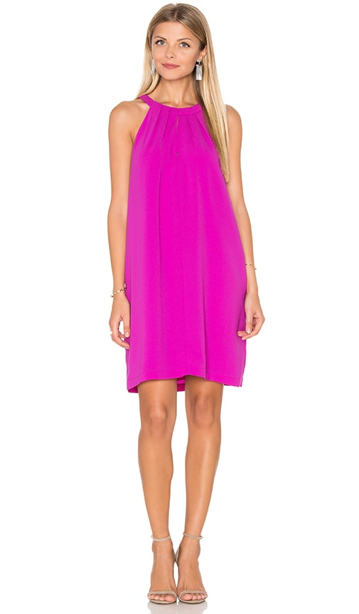 BCBGMAXAZRIA Trisytn Mini Dress in Fuchsia