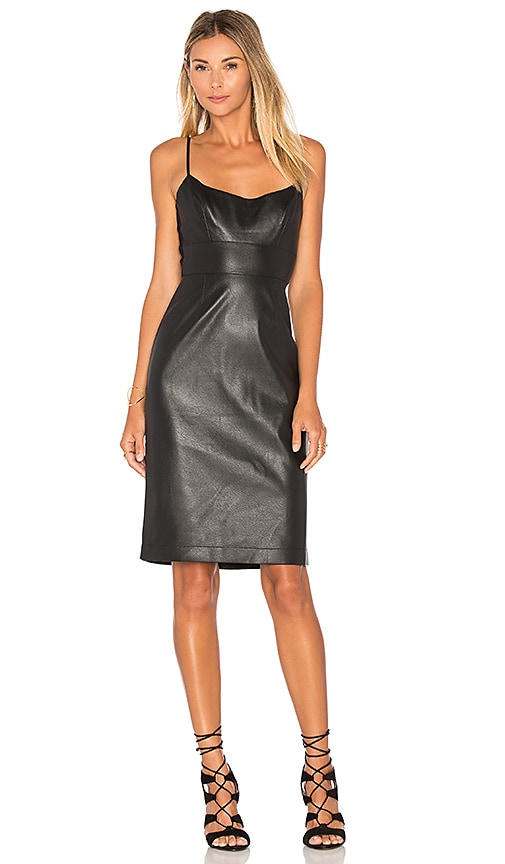 BCBGMAXAZRIA Alese Dress in Black