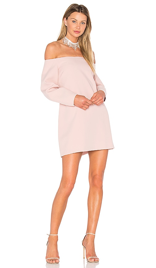 BCBGMAXAZRIA Yesenia Dress in Pink