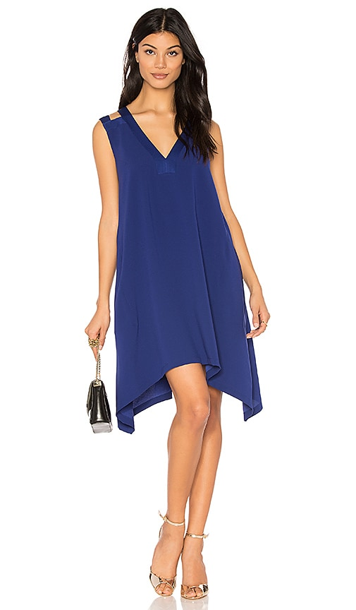 BCBGMAXAZRIA Michele Dress in Blue