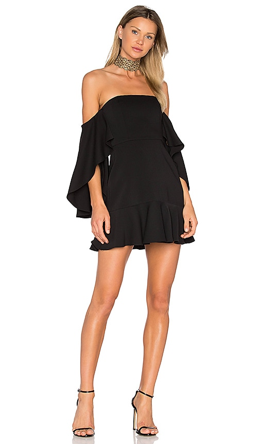 BCBGMAXAZRIA Simone Dress in Black