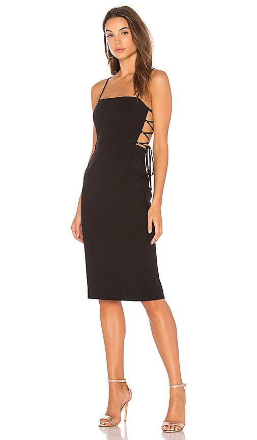 BCBGMAXAZRIA Esmee Dress in Black | REVOLVE