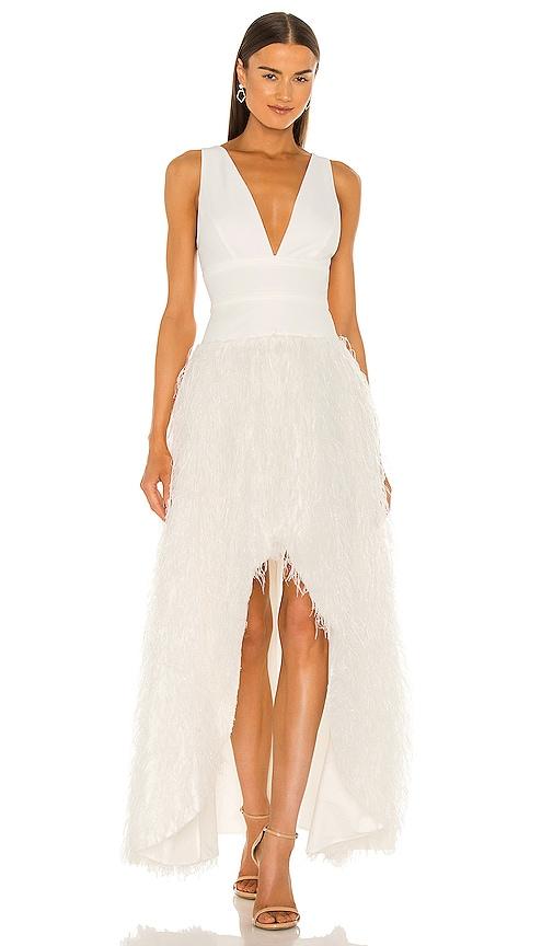 High Low Gown BCBGMAXAZRIA $468