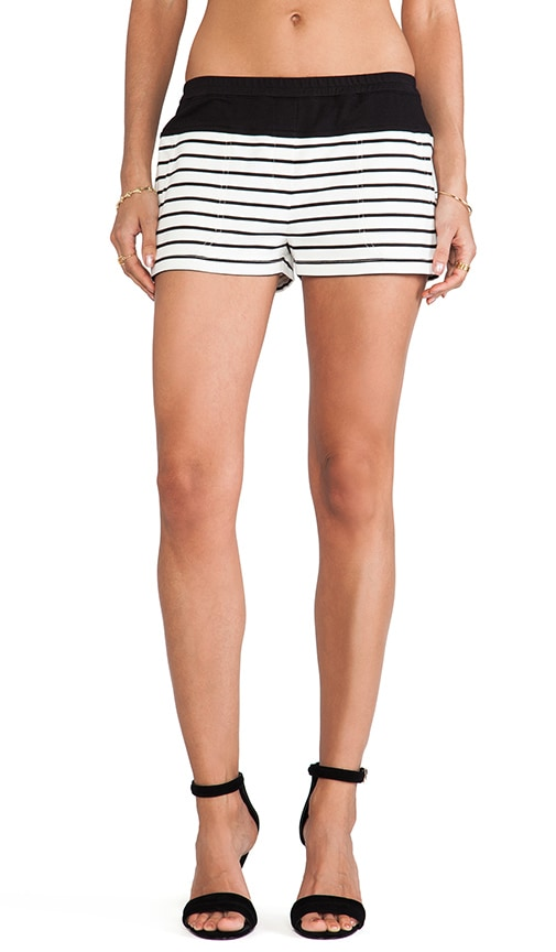 Teagan Striped Shorts