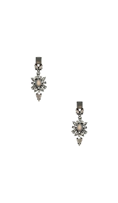 Jeweled Spike Earring