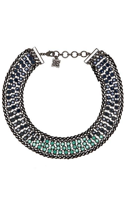 Ombre Stone Statement Necklace