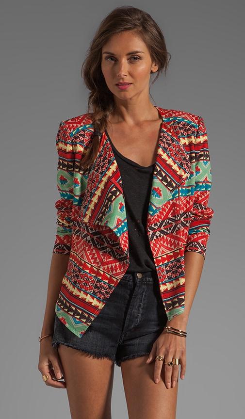 Printed Jacket