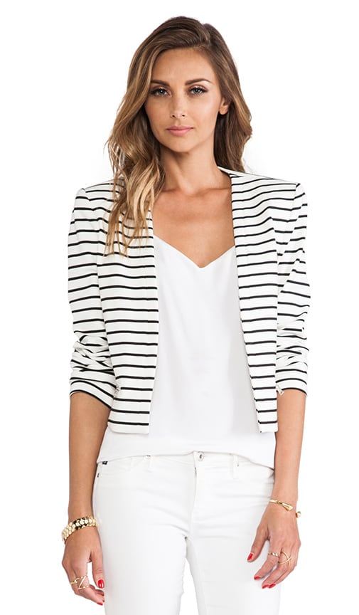 Wade Striped Blazer