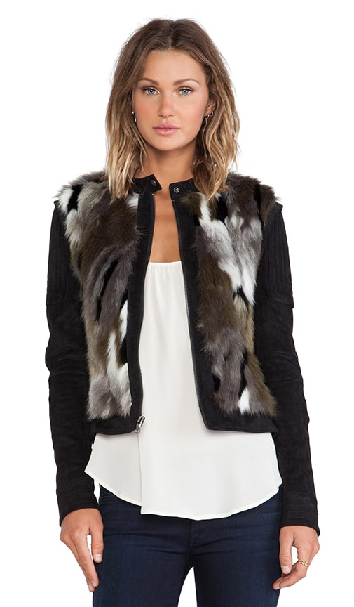 Faux Fur Dimitri Jacket