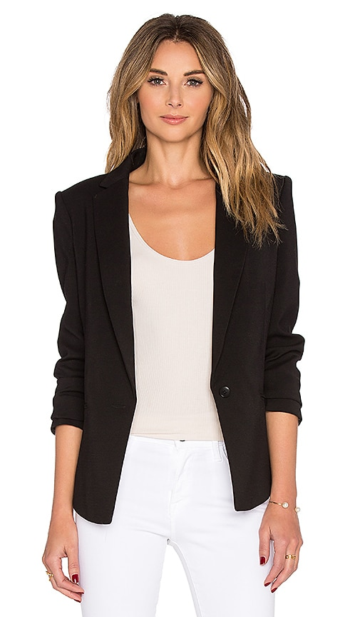 BCBGMAXAZRIA Blazer in Black