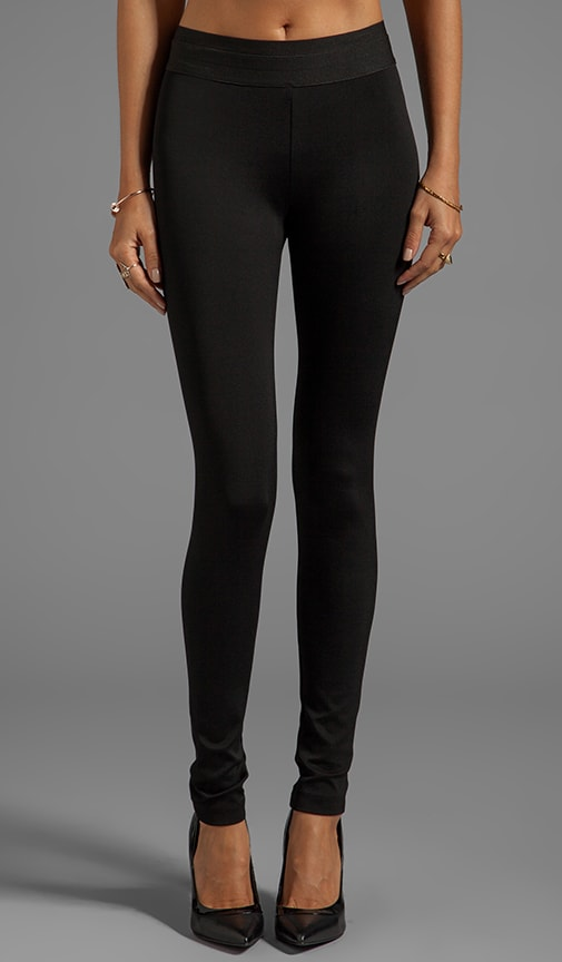 Mason Basic Ponte Legging