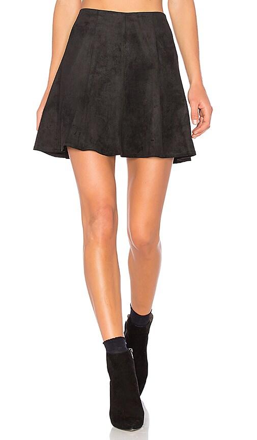 BCBGMAXAZRIA Nicky Skirt in Black
