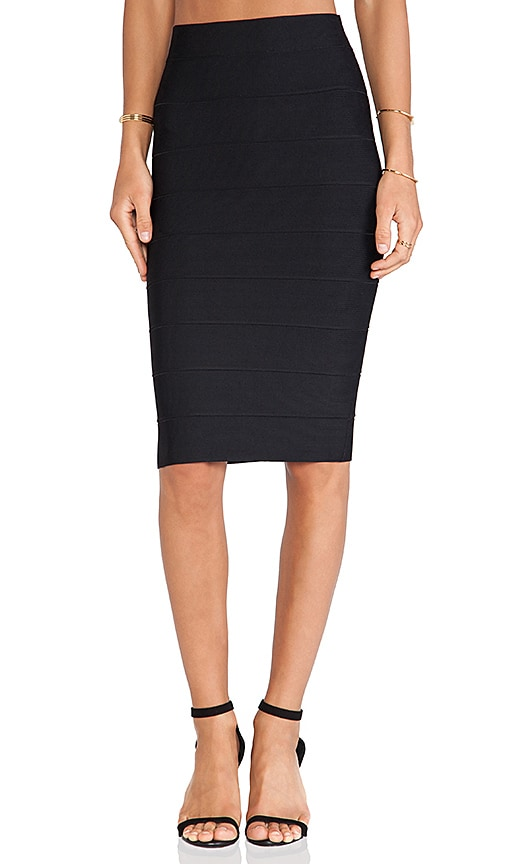 Leger Pencil Skirt
