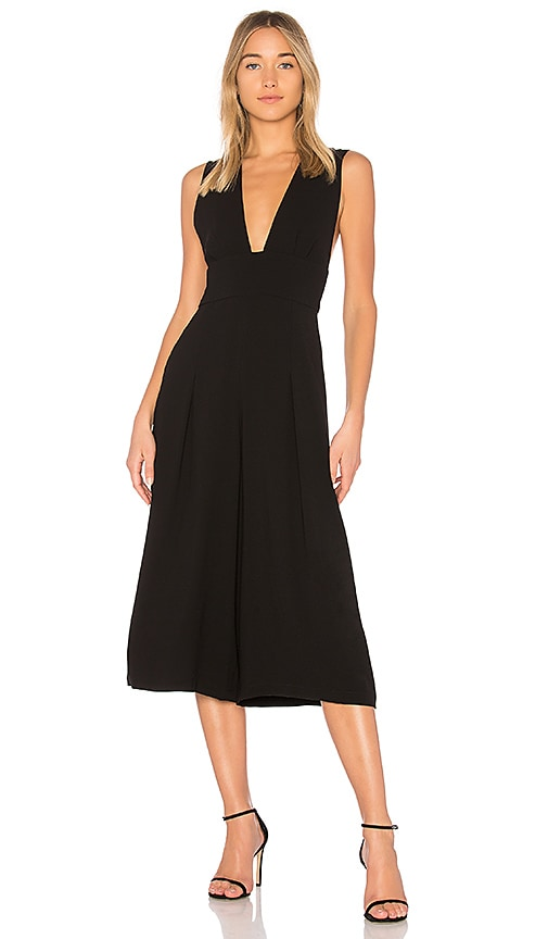 BCBGMAXAZRIA Zoee Jumper in Black