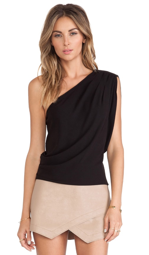 Carli One Shoulder Top