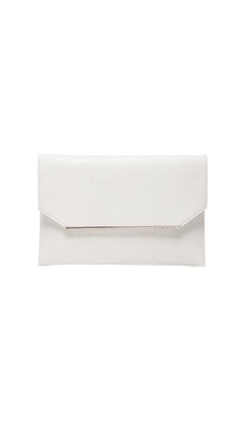 New Snake Envelope Clutch