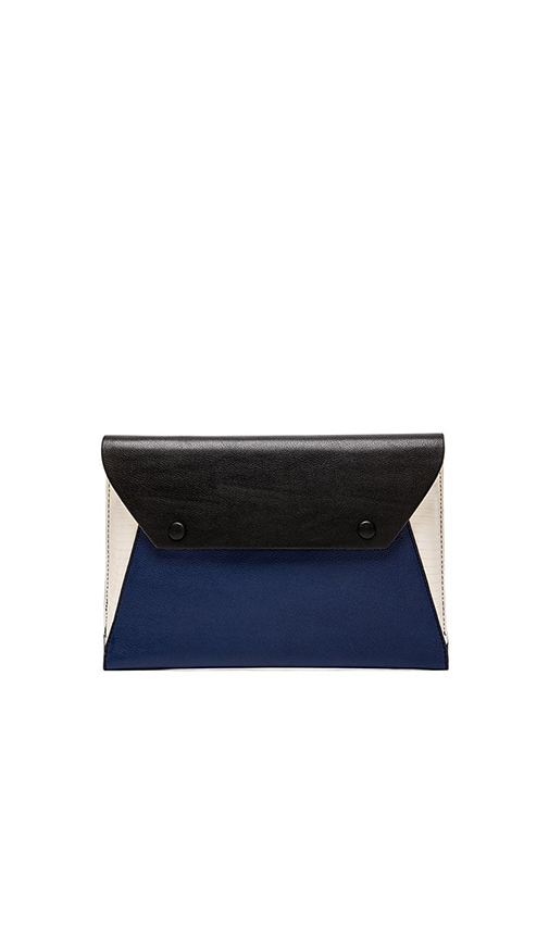 Sophie Exotic Embossed Envelope Clutch