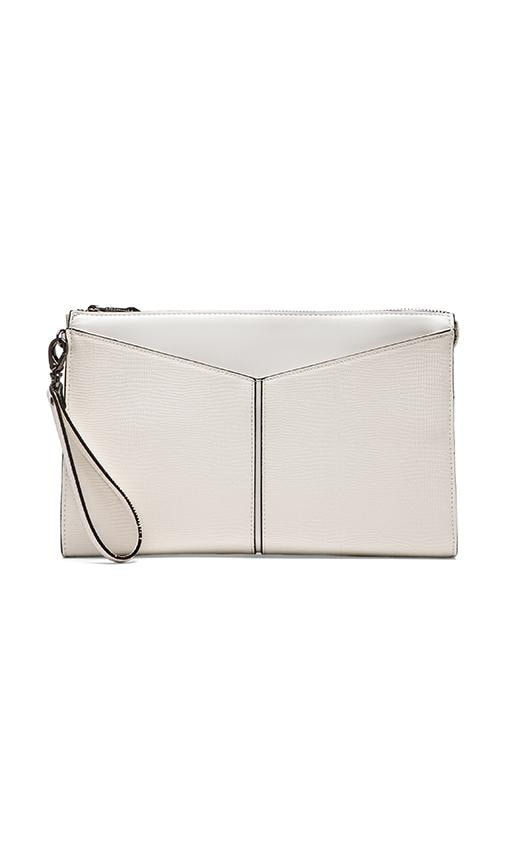 Angled Slip Pocket Clutch