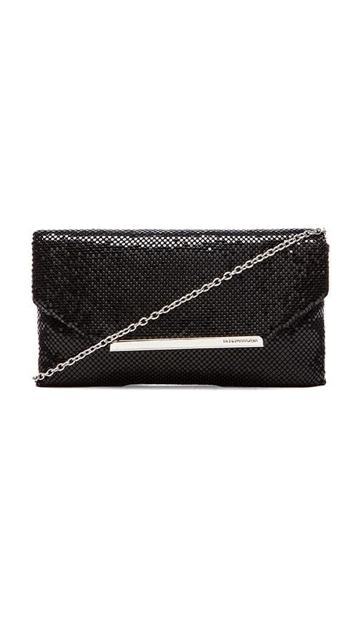 Bardot Metal Mesh Clutch