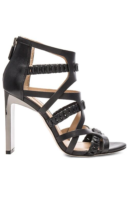 BCBGMAXAZRIA Dorie Heel in Black