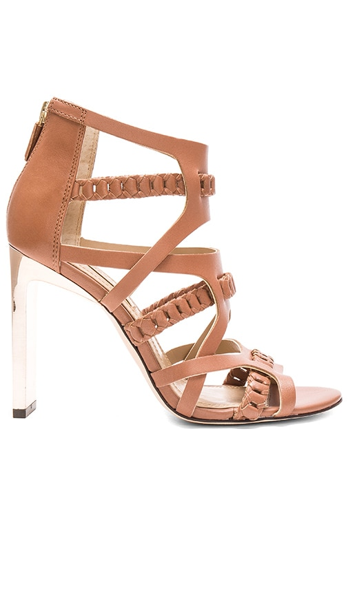 BCBGMAXAZRIA Dorie Heel in Brown