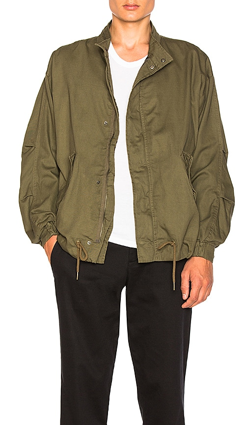 Barney Cools Enlisted Jacket in Green