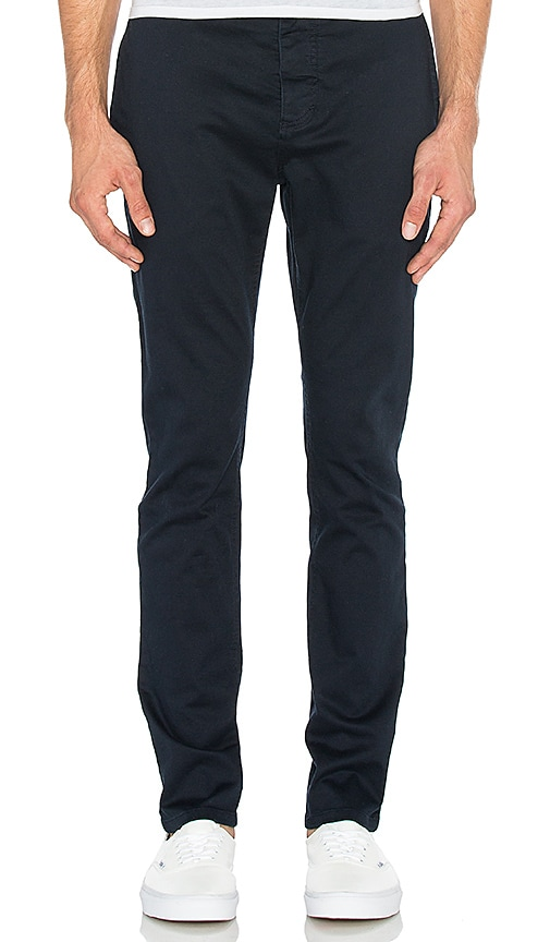 Barney Cools B Line Chino Pant in Navy