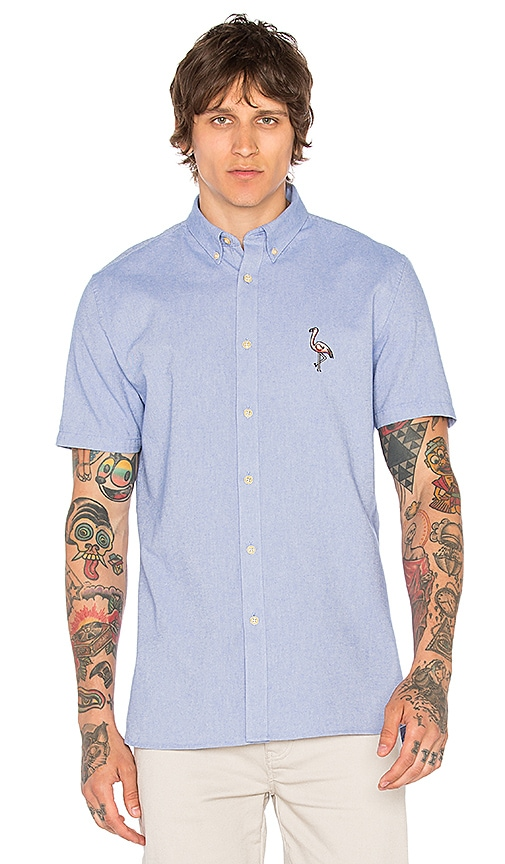 Barney Cools Excursion Shirt in Blue