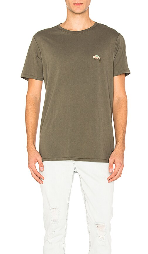 Barney Cools Excursion Tee in Green