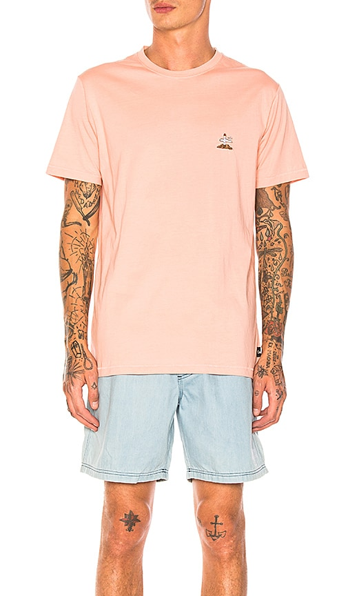 Barney Cools Lighthouse Tee In Pink