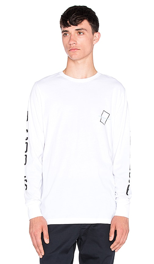 Barney Cools B.Long Tee in White