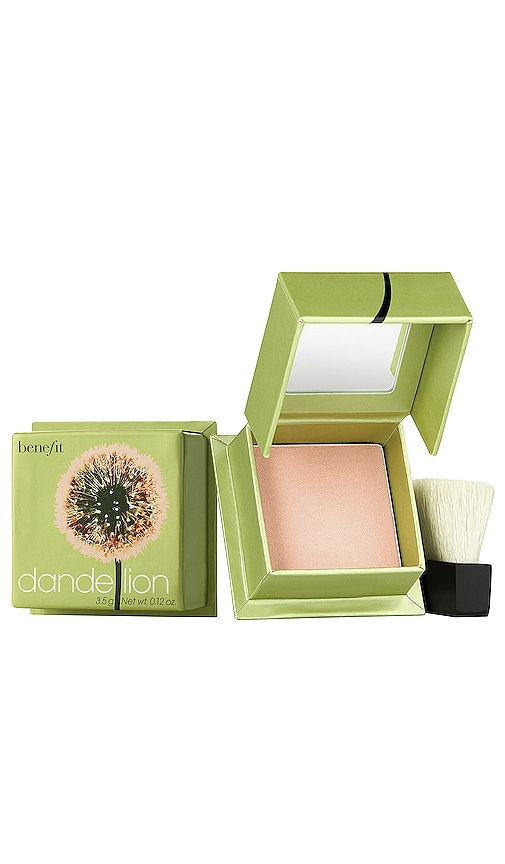 Dandelion Brightening Finishing Powder Mini