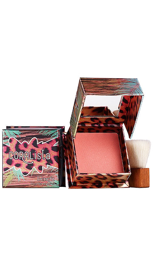 Coralista Powder Blush