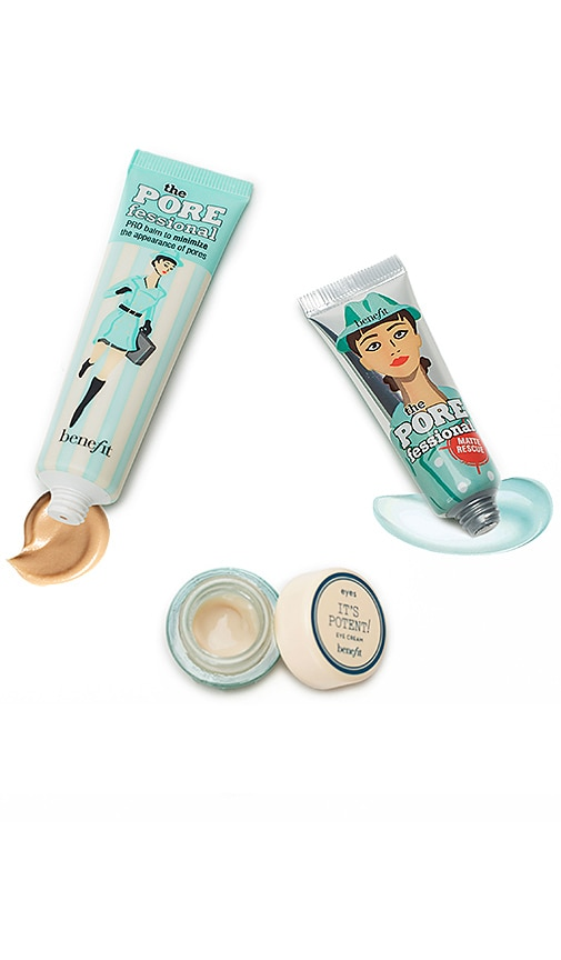 Pore Score! Complexion Trio For Pores & Under Eyes by Benefit #21