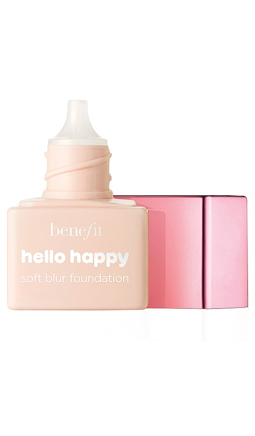 Mini Hello Happy Soft Blur Foundation