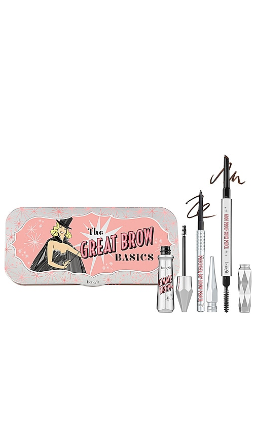 KIT PARA CEJAS THE GREAT BROW BASICS