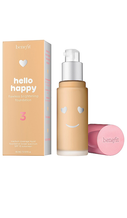 Hello Happy Flawless Brightening Liquid Foundation