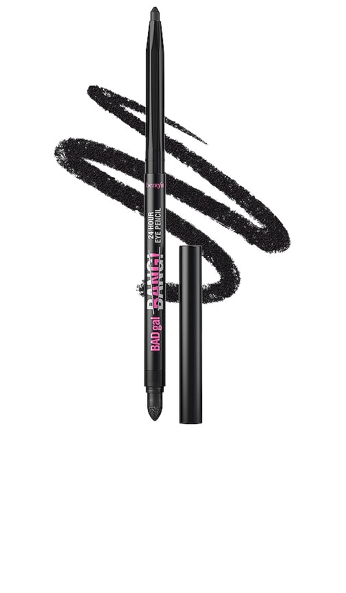 Benefit Cosmetics Badgal Bang! 24 Hour Eye Pencil In Pitch Black