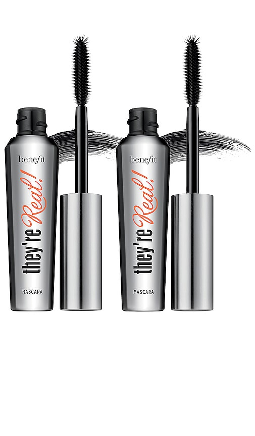 Double Deal They're Real Mascara Set