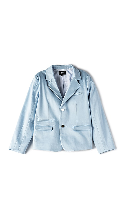 Bardot Junior Oliver Blazer in Baby Blue