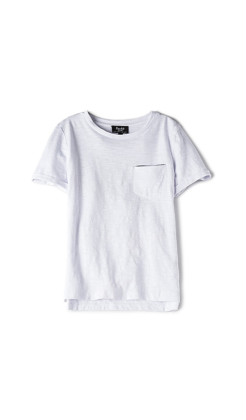 Bardot Junior Roller Tee in White