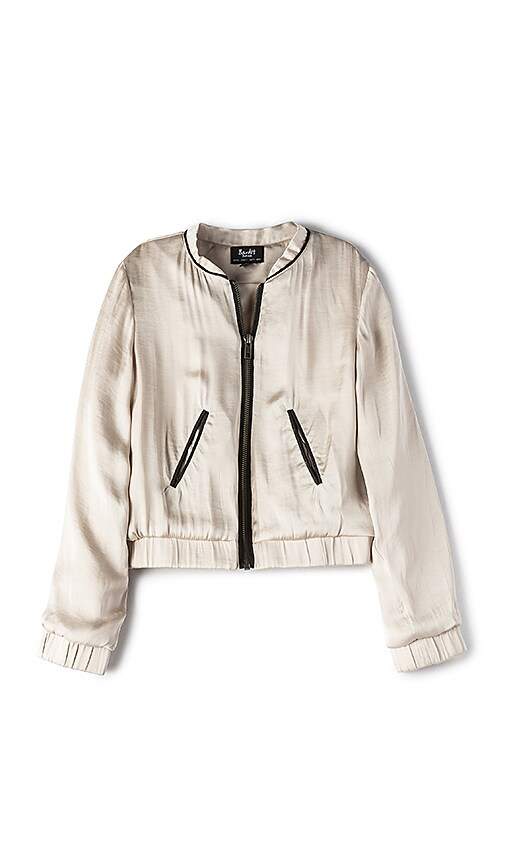 Bardot Junior Fly High Bomber in Beige