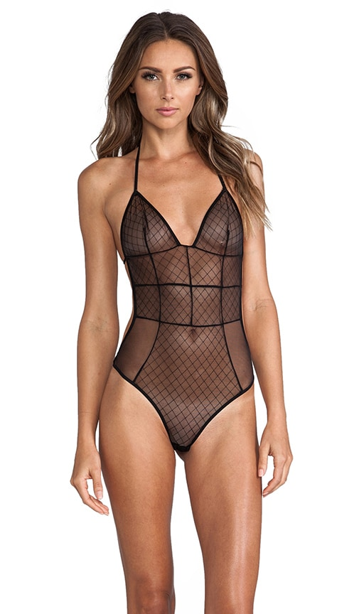 Sheer Sexy Body Suit