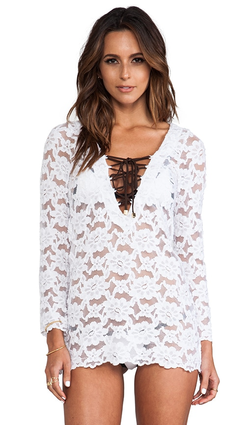 Lady Lace Marilyn Cover-Up