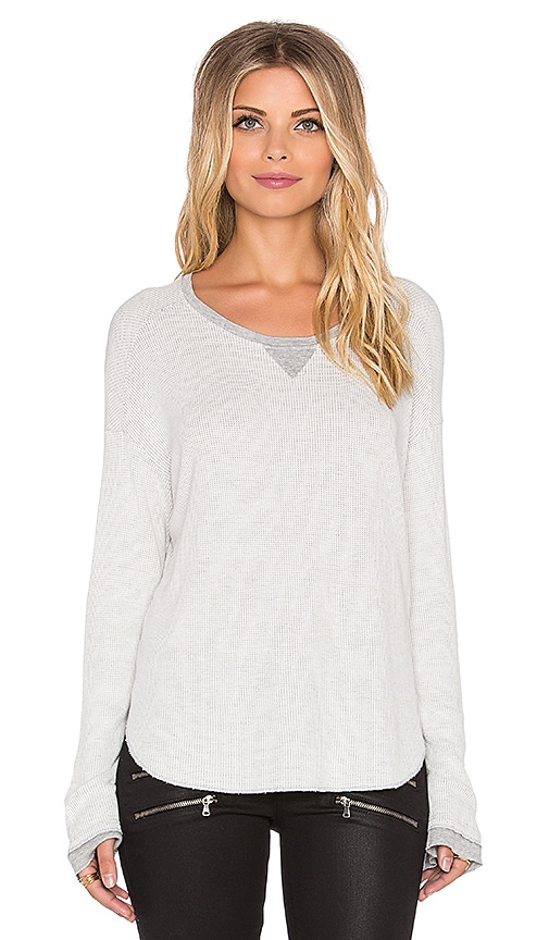 Beautiful People Pullover in Grey