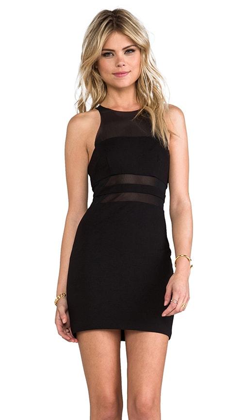 Pomponette Panel Dress