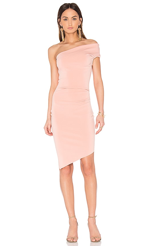 BEC&BRIDGE India Rosa Midi Dress in Pink