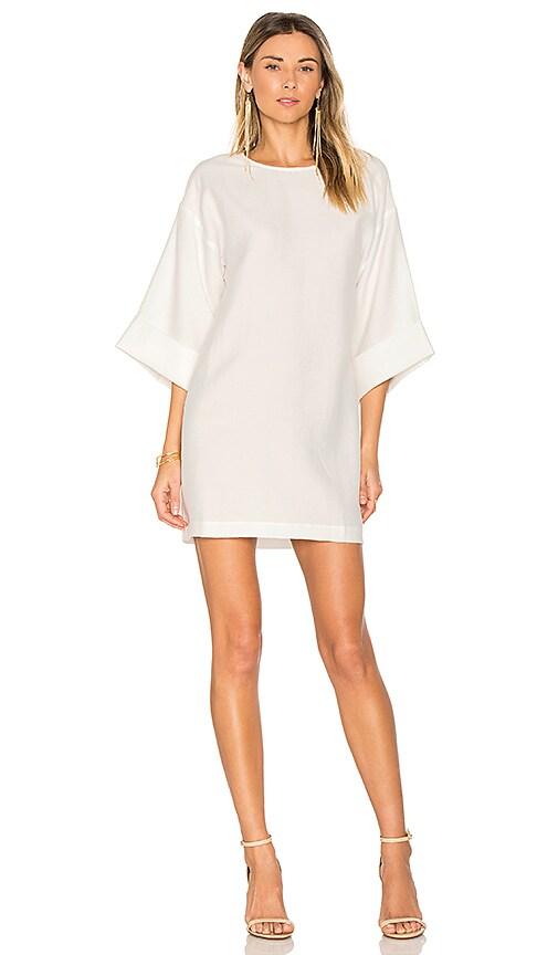 BEC&BRIDGE White Rock Dress in White