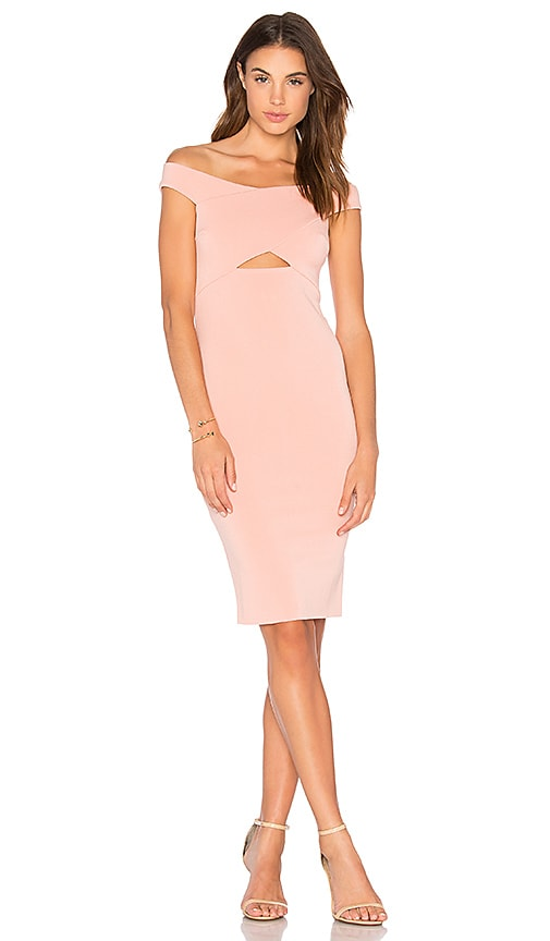BEC&BRIDGE Salt Lake Dress in Pink