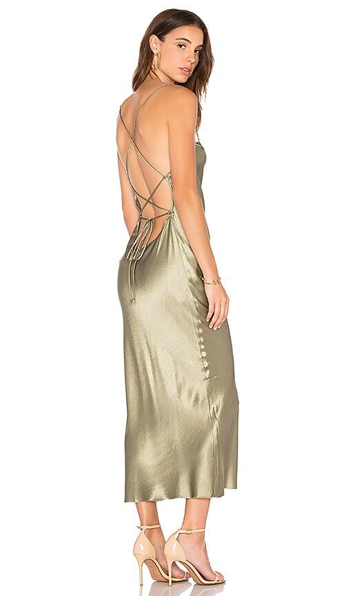 BEC&BRIDGE Amazonite Dress in Green
